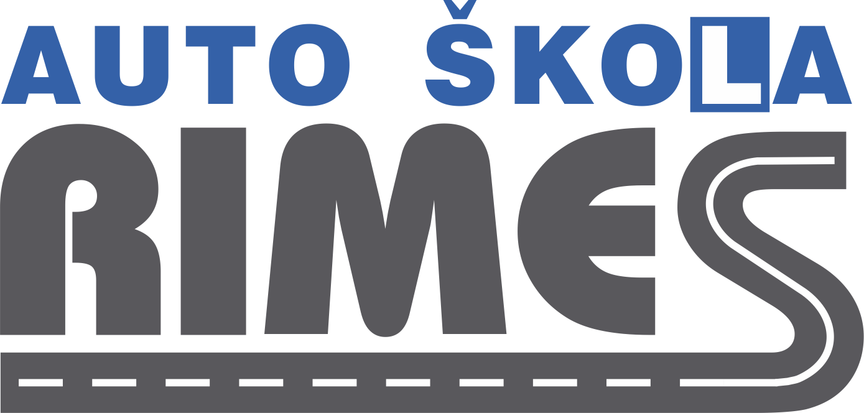 Auto skola Rimes - logo